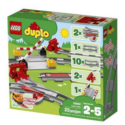 Lego lego 10882 train tracks