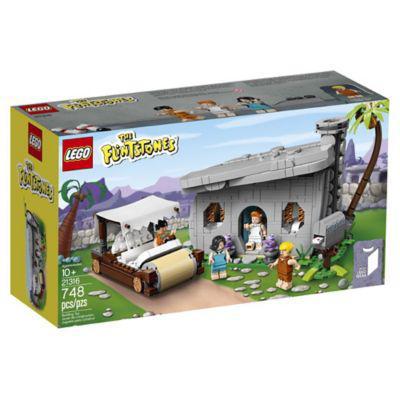 Lego lego 21316 los picapiedra
