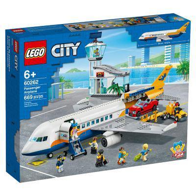 Lego lego 60262 avión de pasajeros
