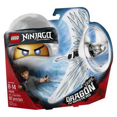 Lego lego 70648 maestro del dragón
