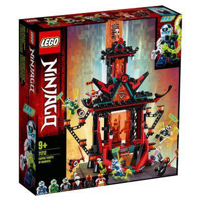 Lego lego 71712 templo de la locura