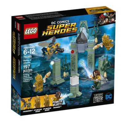 Lego lego 76085 batalla en la atlántida