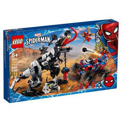 Lego lego 76151 trampa del venomosaurio