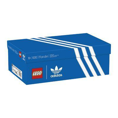 Lego lego adidas superstar