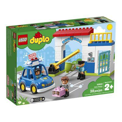 Lego set duplo: estacion de policia