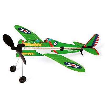 Scratch avión army