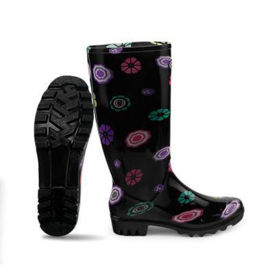 Chabely botas de lluvia para mujer