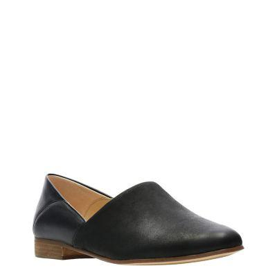 Clarks zapatos casuales mujer clarks pure tone black combi