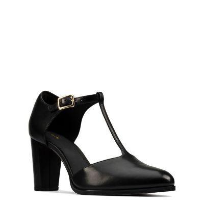Clarks zapatos de vestir mujer clarks kaylin blackleather