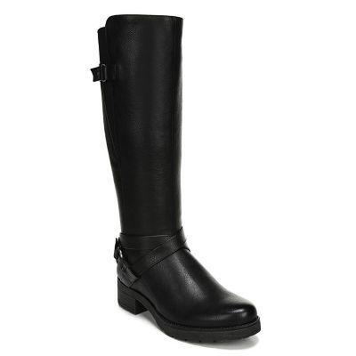 Naturalizer botas quebec negro