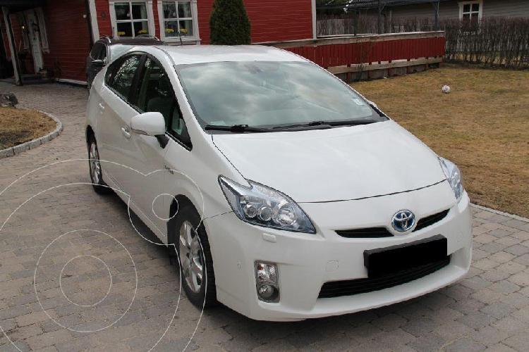 Toyota Prius 1.8L CVT usado (2009) color Blanco precio