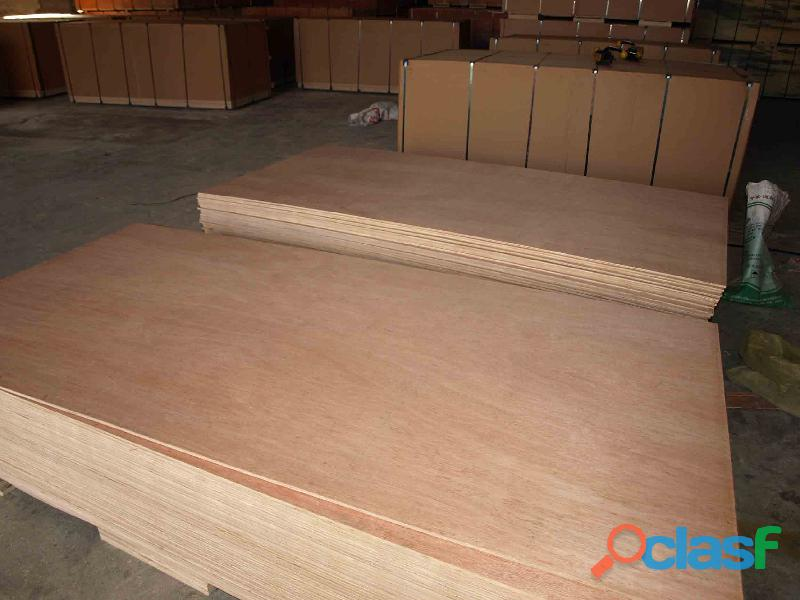 Okoume,Bintangor,Sapeli,Pencil Cedar,Pino plywood 1.22x2.44m