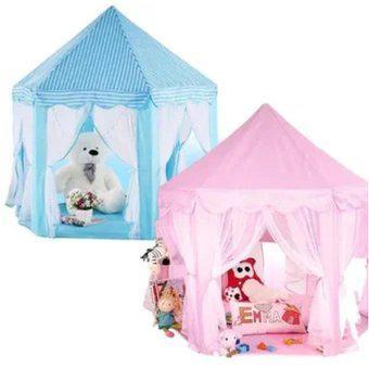 Carpa castillo armable juegos para niños infantil bebes -