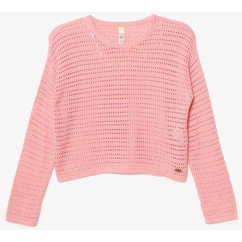 Chompa Algodón Niña Doo Australia Asweatergt-Rosa