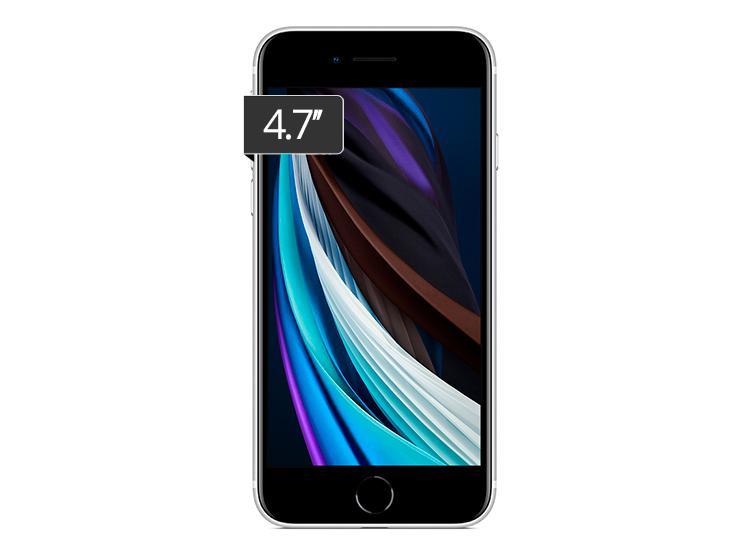 "IPHONE SE 2020 4.7"" 64GB 12MP - NEGRO"