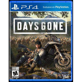 Juego para PS4 Days Gone
