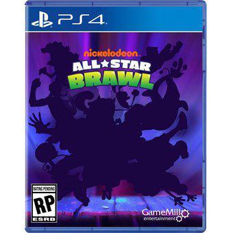 Preventa Nickelodeon All Star Brawl Playstation 4 Latam