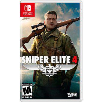 Sniper Elite 4 Nintendo Switch