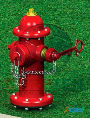 Hidrantes contra incendio