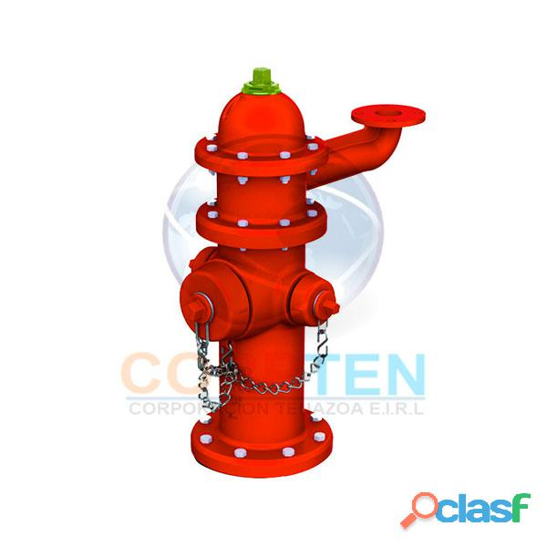 Hidrantes contra incendio 3