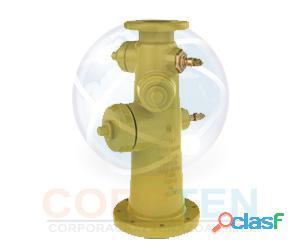 Hidrantes contra incendio 4