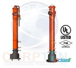 Hidrantes contra incendio 6