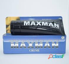 MAXMAN CREMA/ TIENDAS AMOR