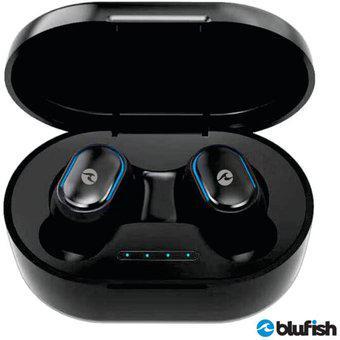 Audífonos Bluetooth tipo AIRDOTS TWS A7S - Negro