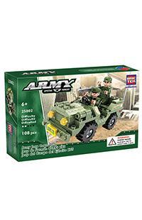 Brictek: army - jeep corps 275