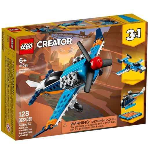 Compra online lego - 31099 avion de helices