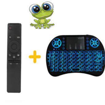 Control Remoto para tv Samsung Smart mas Miniteclado