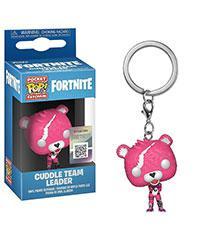Funko Pop! Keychian Fortnite S1 Cuddle Team Leader