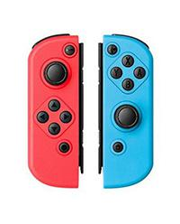 Joy-con (l)/(r) red/blue nintendo switch