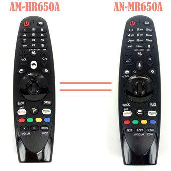Nuevo AM-HR650A AN-MR650A Rplacement LG magia de Control