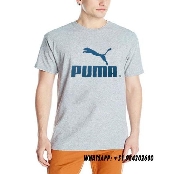 Polo para varón PUMA - Gamarra - Ropa en Perú
