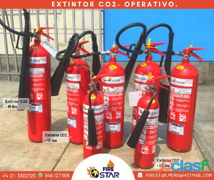Alquiler de Extintores en Magdalena