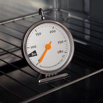 Acero inoxidable horno de cocción de la cocina del