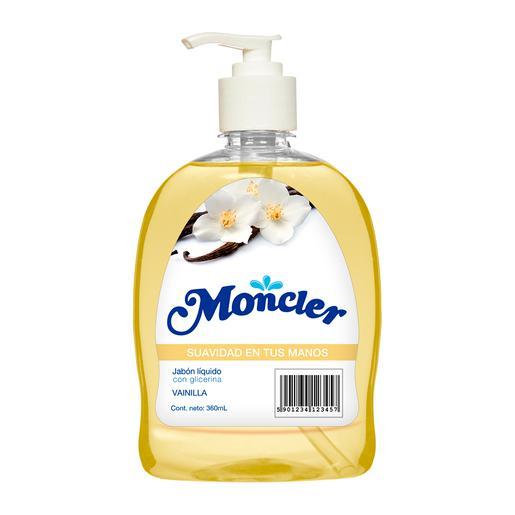 Compra online jabon liquido moncler x 360ml vainilla