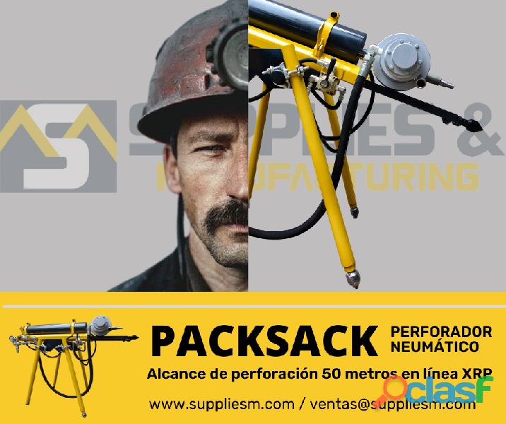 Packsack sm d50 para mina