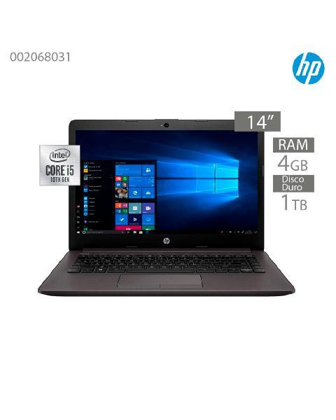 Hp laptop 15-hpci510g01r i5 1035g1 4gb /1tb 14
