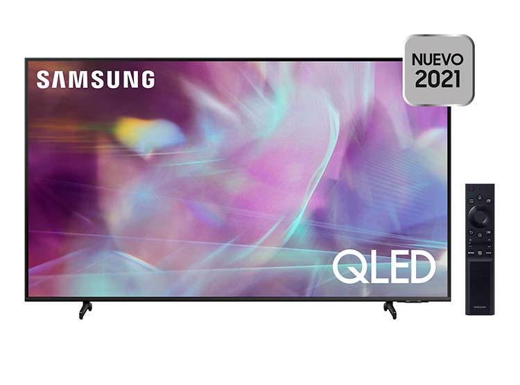 "Televisor samsung qled ultra hd 4k 75"" smart tv"