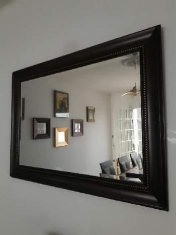 Espejo con marco sala comedor muebles en Lima 【 ANUNCIOS ...